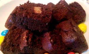 mini cake chocolat- praliné 2