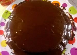 nappage gâteau