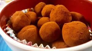 truffes choco0