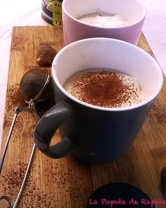 Mousse à la crème de marrons