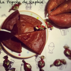 Gateau papate douce 2