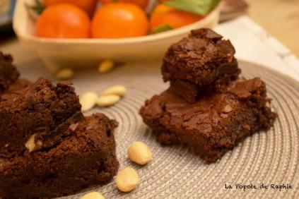 Brownie sans gluten 2