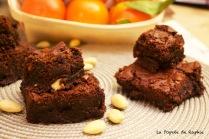 Brownie sans gluten 3