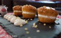 Petits moelleux miel & eicotta