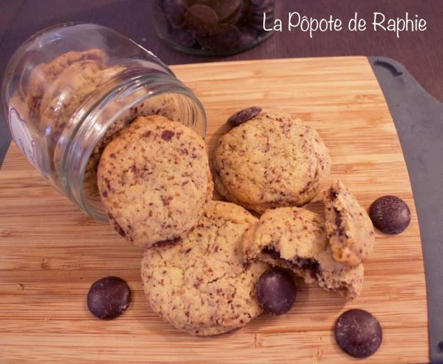 Cookies coeur chocolat 3