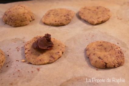 Façonnage cookies 2