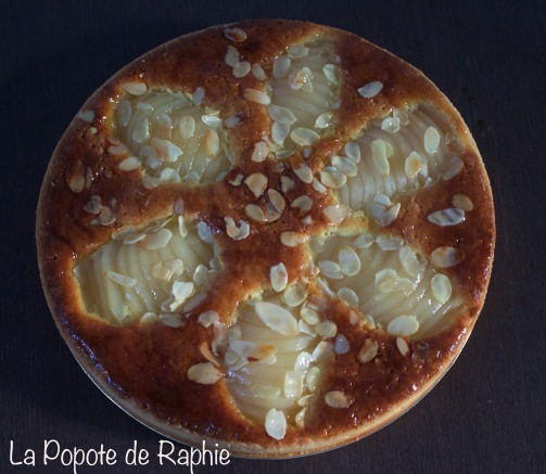Tarte bourdaloue 2